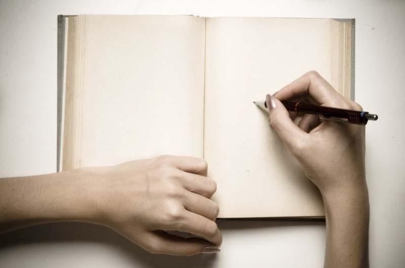 Empezar a escribir un libro