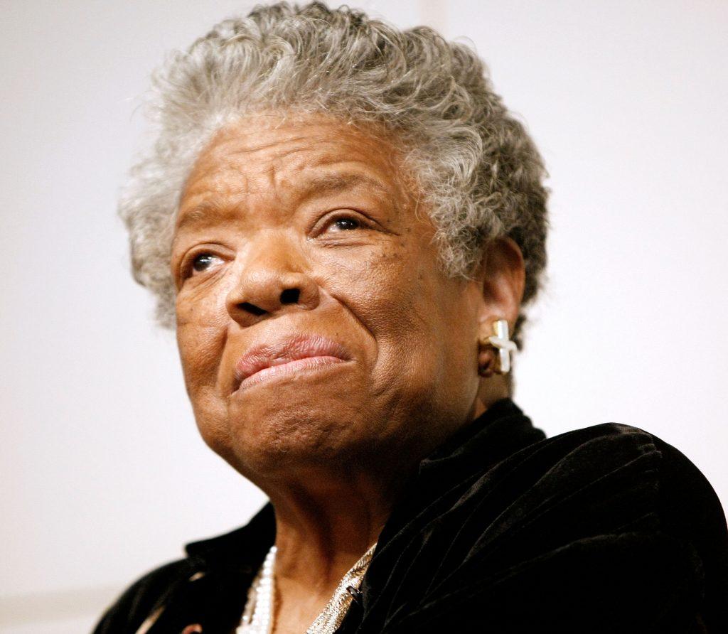 Poemas de Maya Angelou